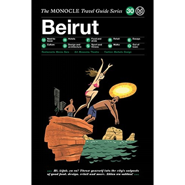 Beirut The Monocle Travel Guide Series Hardback 2018