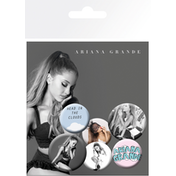 Ariana Grande  Mix Badge Pack