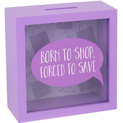 Born To Shop Money Box