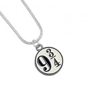 Platform 9 3/4 (Harry Potter) Necklace