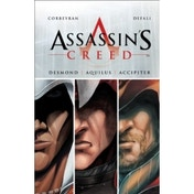 Assassin's Creed Ankh Of Isis Trilogy Graphic Novel
