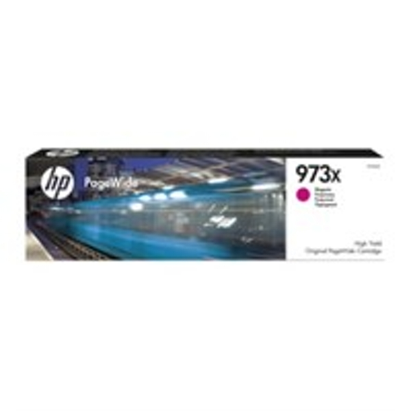 HP F6T82AE (973X) Ink cartridge magenta, 7K pages, 82ml