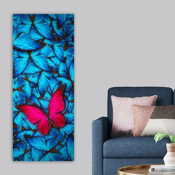 DKY210081253_50120 Multicolor Decorative Canvas Painting
