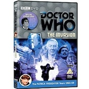 Doctor Who The Invasion DVD