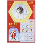 Catan Scenarios Santa Claus Board Game