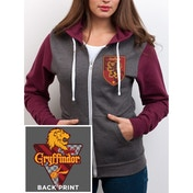 Harry Potter - House Gryffindor Women's Small T-Shirt - Grey