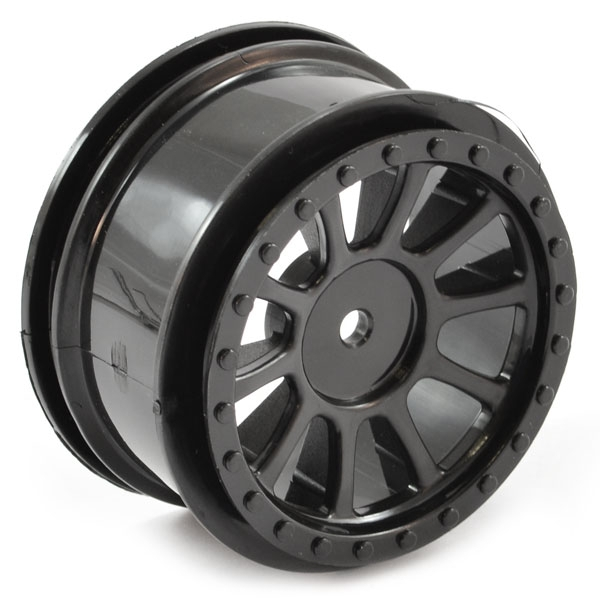 Ftx Hooligan Rally Wheels (Pr) Black