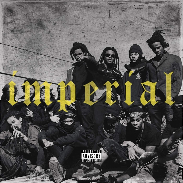 Denzel Curry - Imperial Vinyl