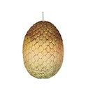 Gold Dragon Egg (Game of Thrones) Votive Candle