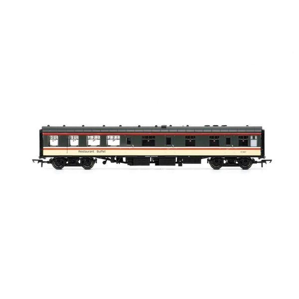 Hornby BR Intercity, Mk1 RB(R), IC1667 - Era 8 Model Train