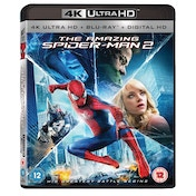 The Amazing Spider-Man 2 4K UHD + Blu-ray + Digital HD