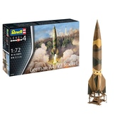 German A4/V2 Rocket 1:72 Revell Model Kit