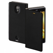 Hama Slim Booklet Case for Wiko Tommy, black