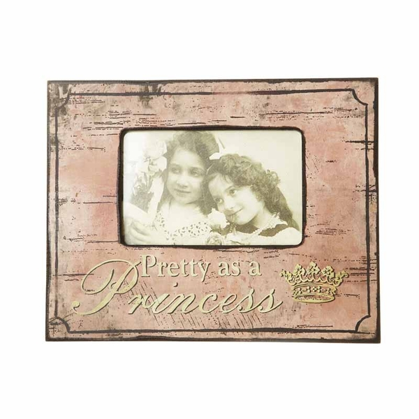 Pretty As A Princess Frame By Heaven Sends