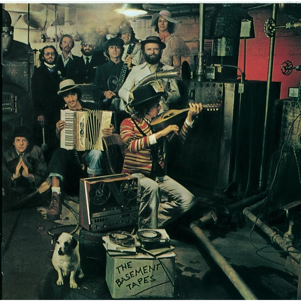 Bob Dylan - The Basement Tapes Vinyl