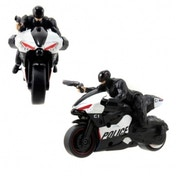 Robocop 2014 Pullback Cycle with Figure