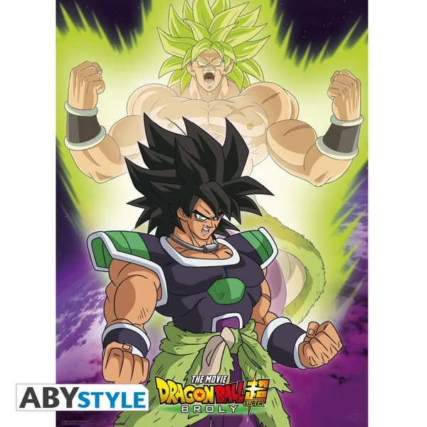 Dragon Ball Broly - Broly Small Poster