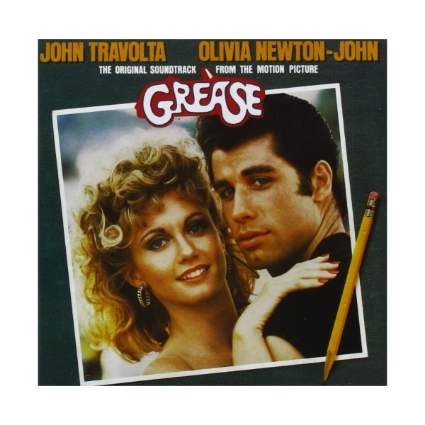Grease Original Soundtrack CD