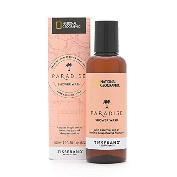 Tisserand Aromatherapy National Geographic Paradise Shower Wash 100ml