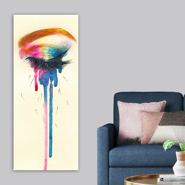 DKY1462527299_50120 Multicolor Decorative Canvas Painting