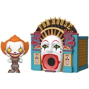 Demonic Pennywise with Funhouse IT Chapter 2 Funko Pop Town Figure #10