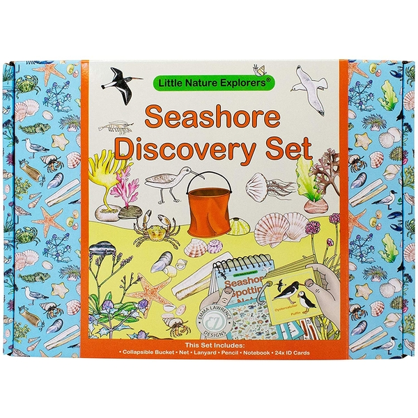Seashore Discovery Travel Activity Set