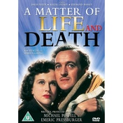 Matter Of Life And Death DVD
