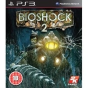 Ex-Display Bioshock 2 Game PS3 Used - Like New