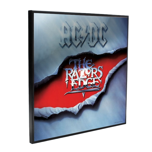 The Razors Edge (ACDC) Crystal Clear Picture
