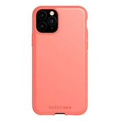 Tech21 Studio Colour Apple iPhone 11 Pro Max, Lightweight Thin Protective Hardshell Cover - Coral