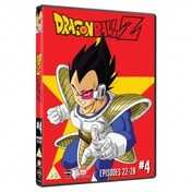 Dragon Ball Z Season 1 Part 4 Episodes 22-28 DVD