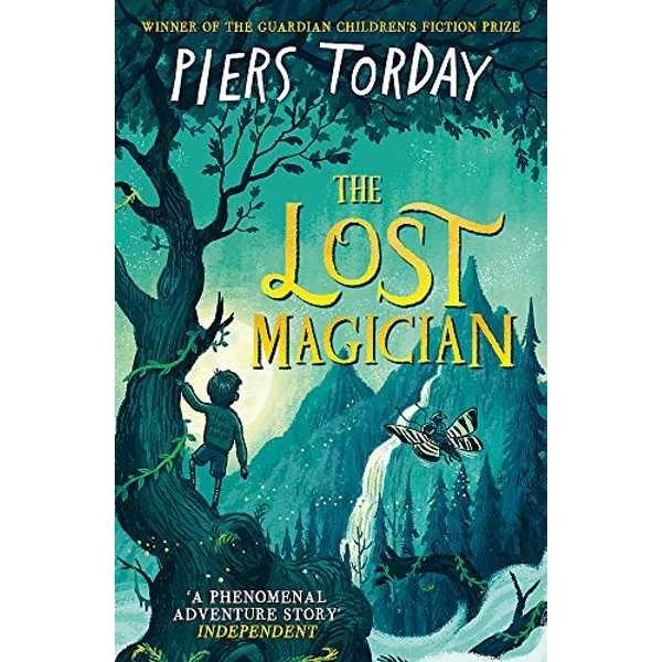 The Lost Magician  Paperback / softback 2018