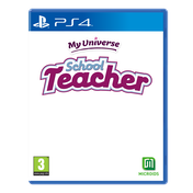 My Universe School Teacher PS4 Game