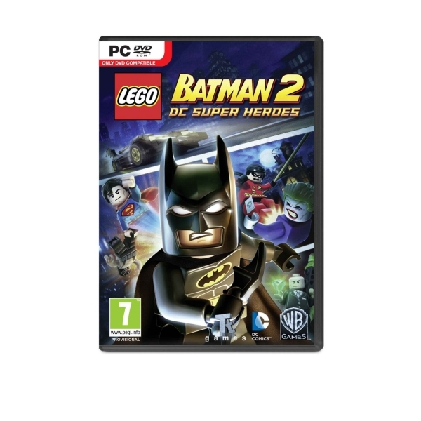 Lego Batman 2 DC Super Heroes Game PC