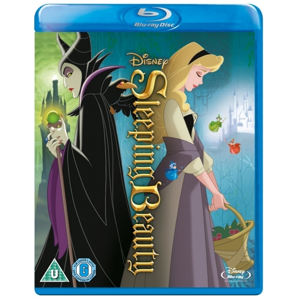 Disney Sleeping Beauty Blu-ray
