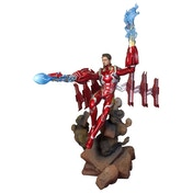 Unmasked Iron Man MK50 (Avengers) Marvel Gallery PVC Figure