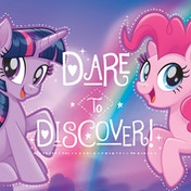 My Little Pony Movie - Dare to Discover Canvas