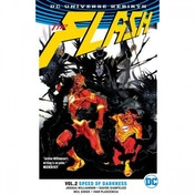 Flash Rebirth: Volume 2: Speed Of Darkness