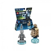 Cyberman & Dalek (Doctor Who) Lego Dimensions Fun Pack