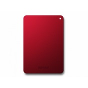 Buffalo MiniStation Safe 1TB Ext HDD Red