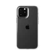 tech21 Evo Clear for Apple iPhone 12 Pro Max 5G - Germ Fighting Antimicrobial Phone Case with 3 Meter Drop Protection