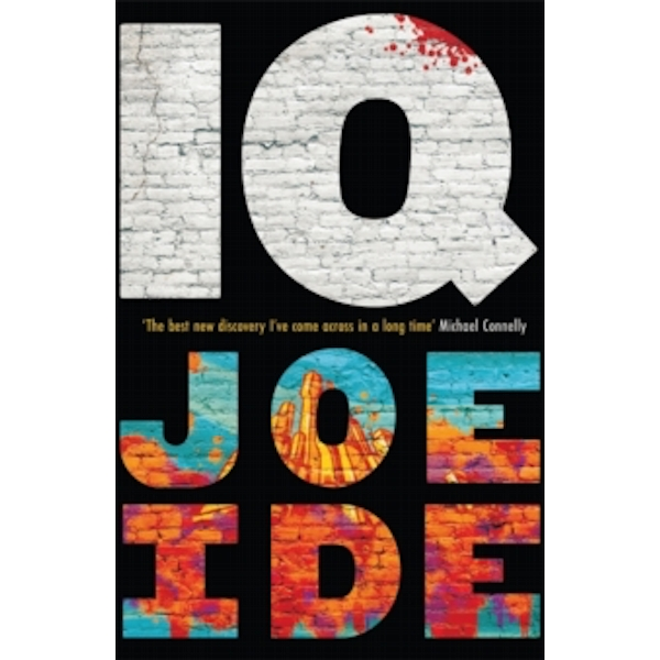 IQ : A combustible cocktail of Bosch, Hiaasen and Conan Doyle