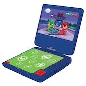 Lexibook DVDP6PJM PJ Masks Portable DVD Player UK Plug