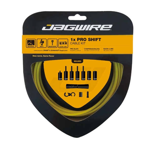 Jagwire 1x Pro Shift Kit Yellow