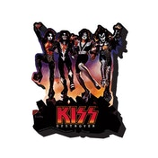 Kiss Destroyer Magnet