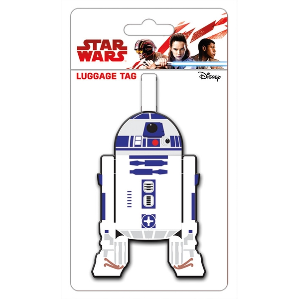 Star Wars - R2-D2 Luggage Tag - Image 1