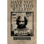 Harry Potter - Wanted Sirius Black Maxi Poster