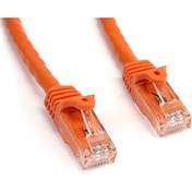 StarTech Cat6 10ft Patch Cable with Snagless RJ45 connectors