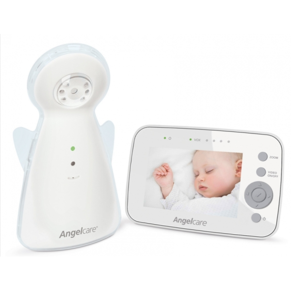 Angelcare AC1320 Digital Video and Sound Baby Monitor (UK Plug)