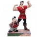 Gaston and Lefou Muscle-Bound Menace (Beauty And The Beast) Disney Traditions Figurine - Image 3